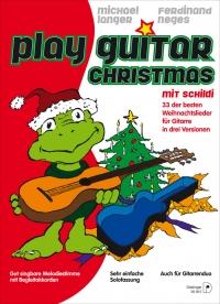 Play Guitar Christmas mit Schildi - leicht