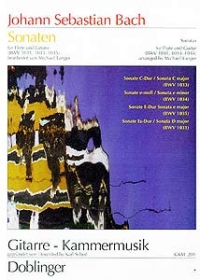 J.S. Bach - Sonaten