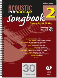 Acoustic Pop Guitar: Songbook 2