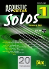 Acoustic Pop Guitar Solos 1