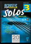 Acoustic Pop Guitar Solos Band 3