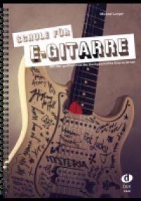 Schule für E-Gitarre