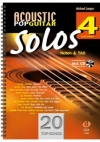 Acoustic Pop Guitar Solos Band 4
