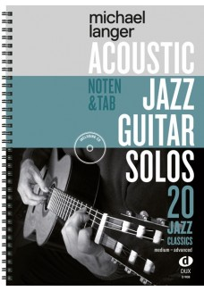 Acoustic Jazz Guitar Solos